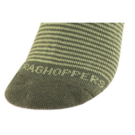 Craghoppers NosiLife Socks Twin Pack Herr parka green/dry grass